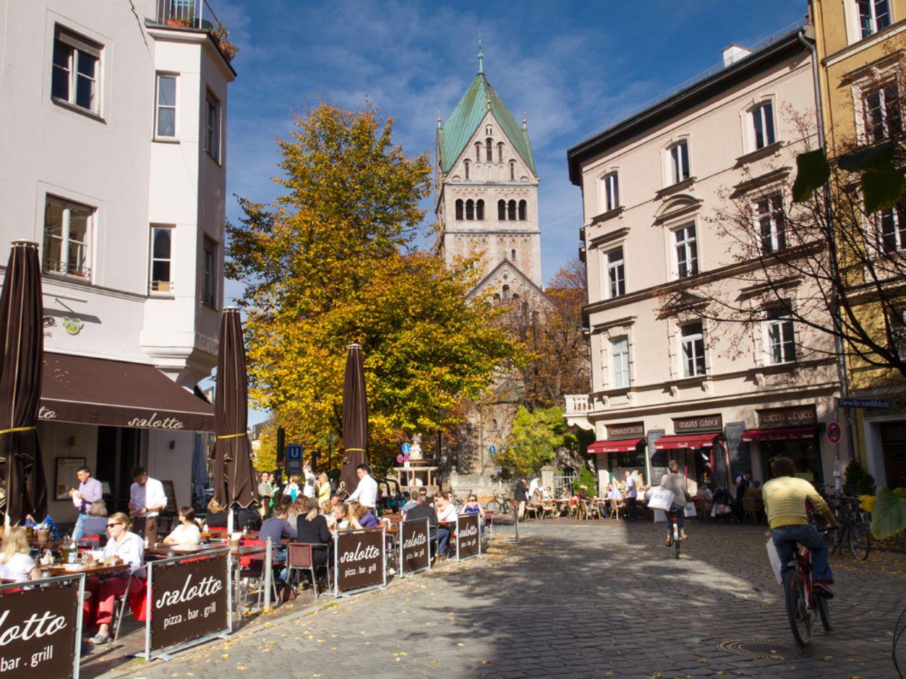 St Platz München lehel münchen stadtteil das offizielle stadtportal muenchen de