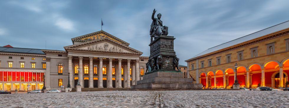 Die Bayerische Staatsoper