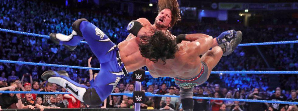 Wrestler der WWE