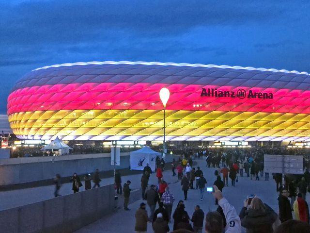 Tolle Beleuchtung Allianz Arena Fotos - Die besten Einrichtungsideen ...