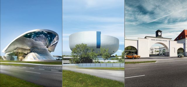 BMW Group Event Forum, Foto: BMW
