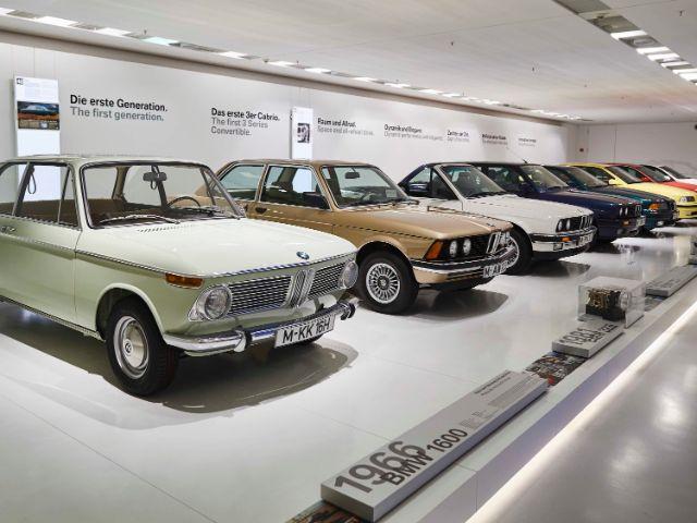 BMW Baureihe, Foto: BMW