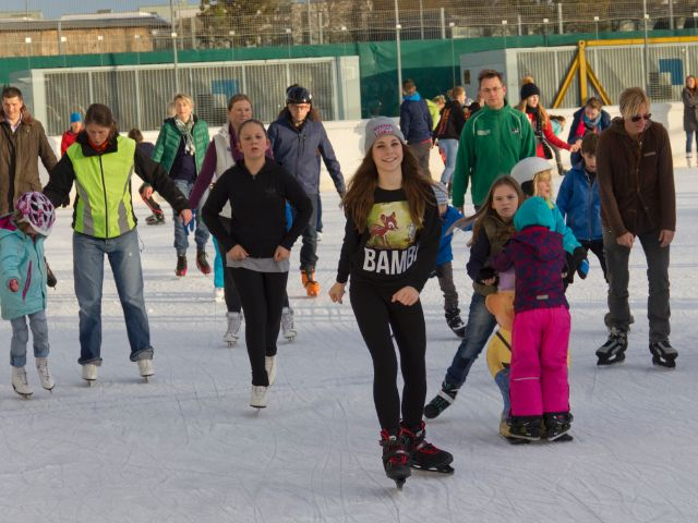 Eis- und Funsportzentrum West, Foto: Katy Spichal