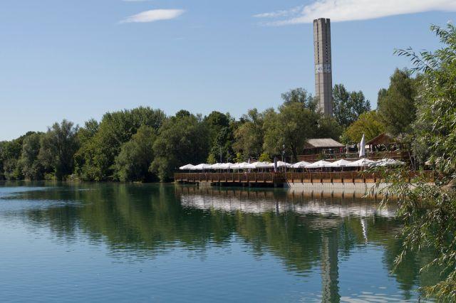 Lerchenauer See, Foto: Katy Spichal