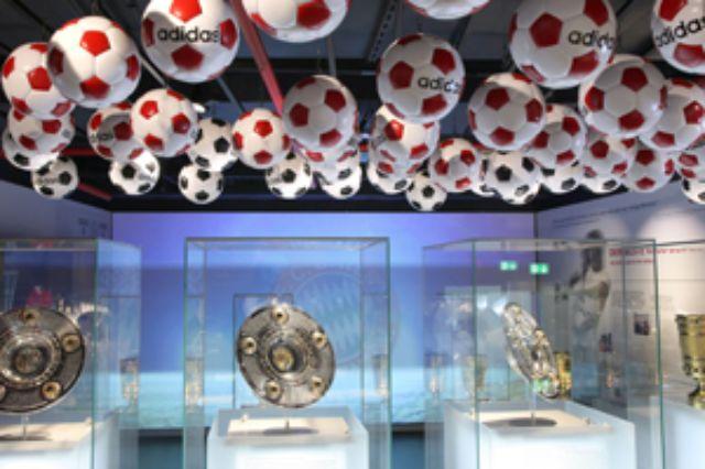 FC Bayern Erlebniswelt, Foto: FC Bayern Erlebniswelt