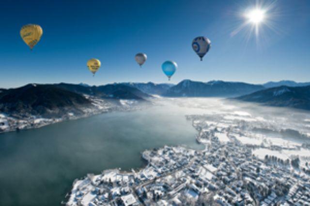 Heißluftballontreffen-Tegernsee Montgolfiade, Foto: Stefan Schiefer, Tegernseer Tal Tourismus GmbH