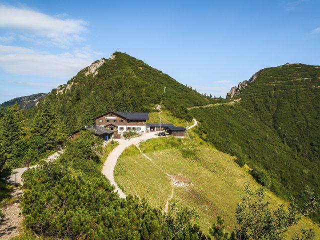 Berggasthaus Herzogstand, Foto: Tourist Information Walchensee
