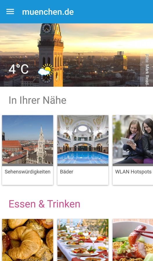München App Android