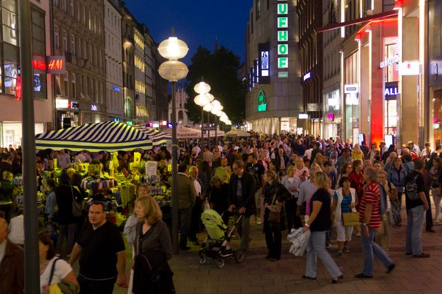Kultur-Shoppingnacht 2012