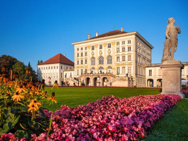 Schloss Nymphenburg, Foto: Samot / Shutterstock.com