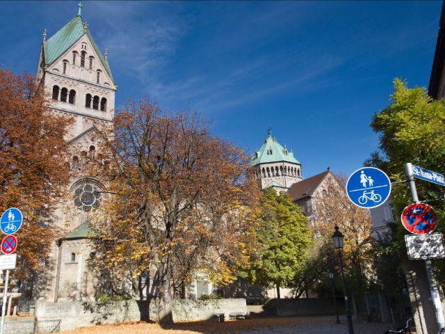 St Platz München pfarrkirche st das offizielle stadtportal muenchen de