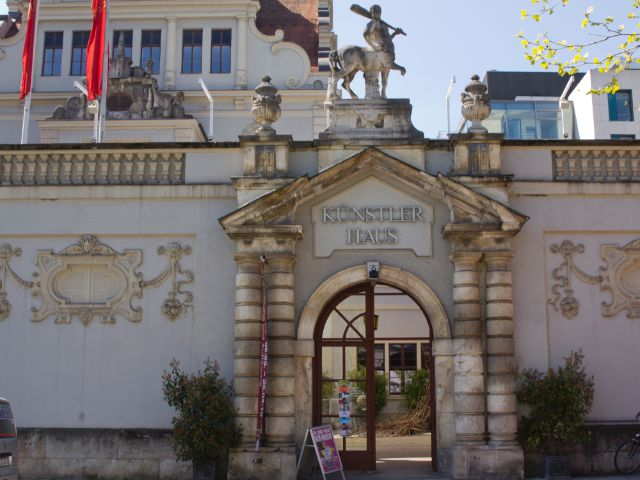 Künstlerhaus am Lehnbachplatz, Foto: Katy Spichal