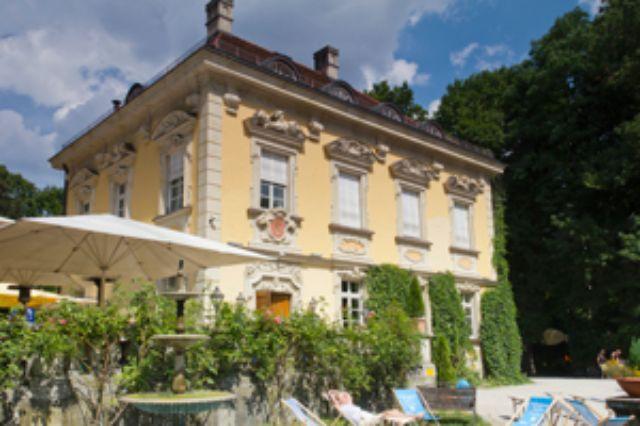 Bamberger Haus im Luitpoldpark, Foto: Katy Spichal