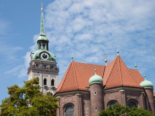 St. Peter - Alter Peter, Foto: Katy Spichal