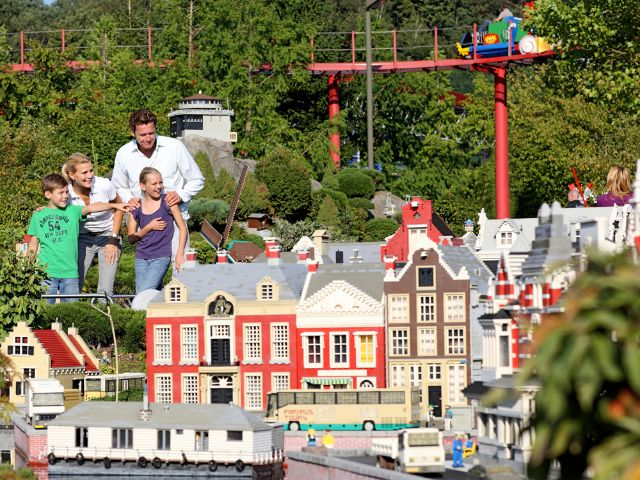 Legoland Miniland Niederlande, Foto: LEGOLAND® Deutschland