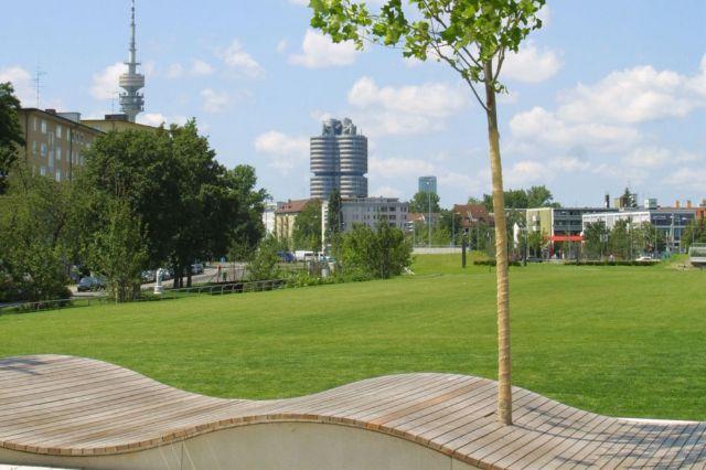 Petuelpark, Foto: Nagy / Presseamt München
