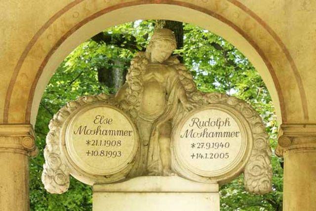 Moshammer Mausoleum