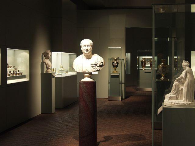 Bayerisches Nationalmuseum Skulptur, Foto: Bayerisches Nationalmuseum