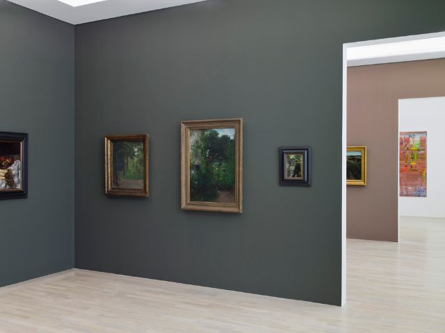 Lenbachhaus, Foto: Städt. Galerie im Lenbachhaus und Kunstbau