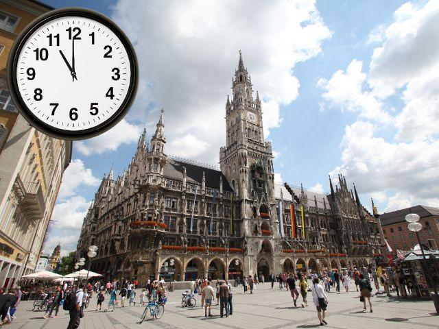 Marienplatz München, Foto: Michael Nagy, Presse- und Informationsamt