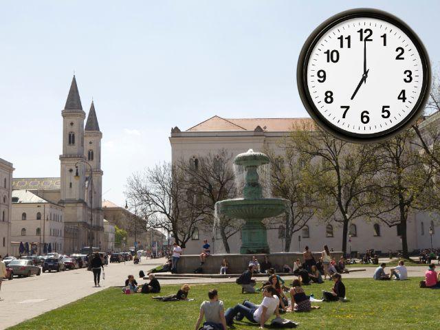 Geschwister-Scholl-Platz an der Universität, Foto: Katy Spichal
