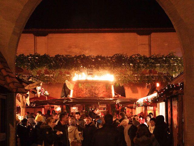 Feuerzangenbowle am Sendlinger Tor, Foto: Massimo Fiorito