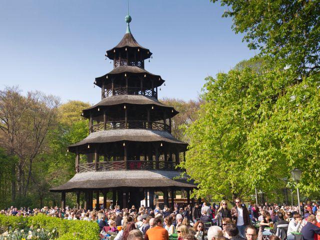 Japanischer Garten München englischer garten in münchen das offizielle stadtportal muenchen de