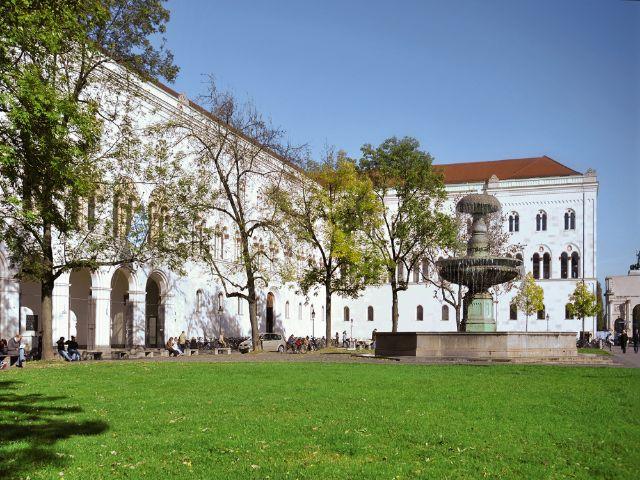 Ludwig-Maximilians-Universität München, Foto: Ludwig-Maximilians-Universität München