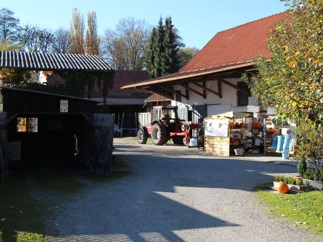 Bauernhof in Allach, Foto: Christian Brunner