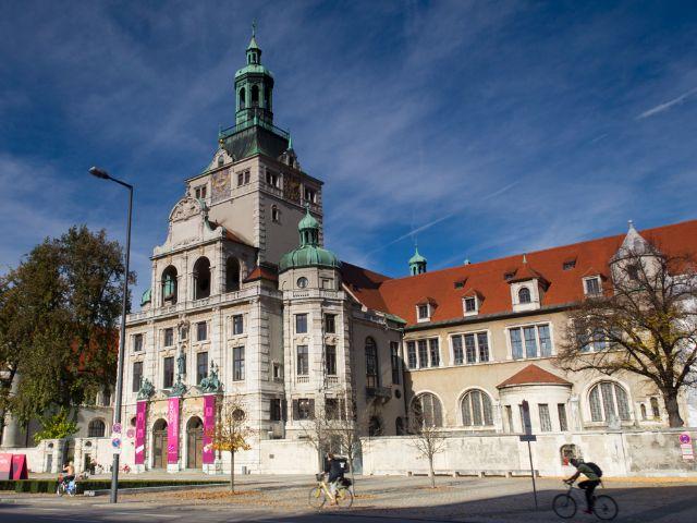 Bayerisches Nationalmuseum, Foto: Katy Spichal