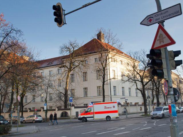 Münchner Kliniken in der Innenstadt, Foto: Katy Spichal