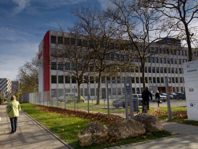 Siemens in München Obersendling, Foto: Katy Spichal