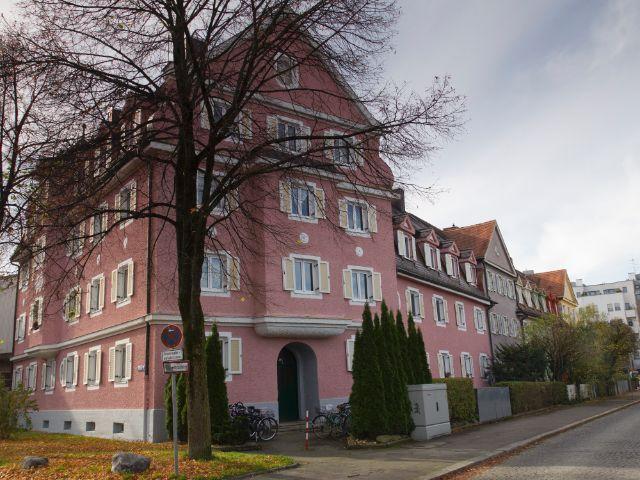 Wohngegend in München Obersendling, Foto: Katy Spichal