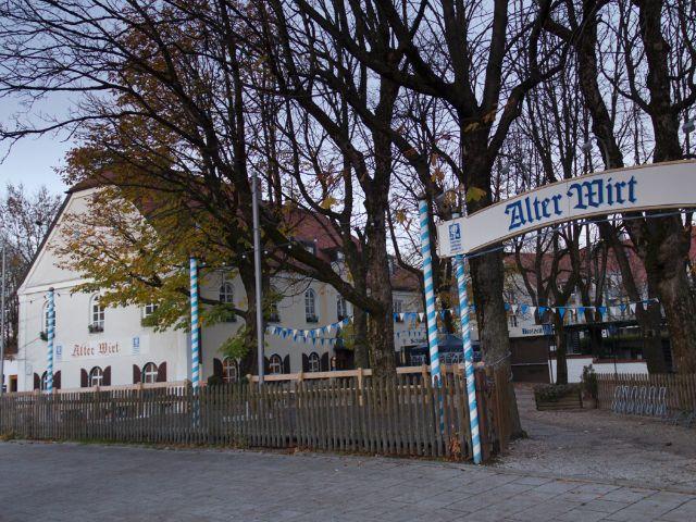 Der ehemalige Ortskern von München Ramersorf, Foto: Katy Spichal