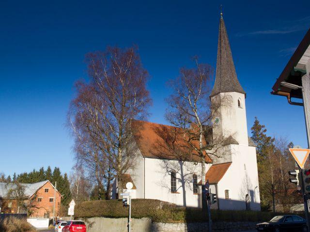 Alte Sollner Kirche, Foto: Katy Spichal