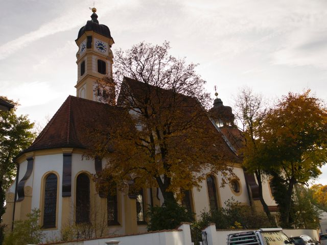 St. Maria Thalkirchen, Foto: Katy Spichal