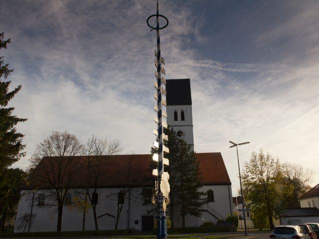 St. Peter und Paul Kirche in München Trudering, Foto: Katy Spichal