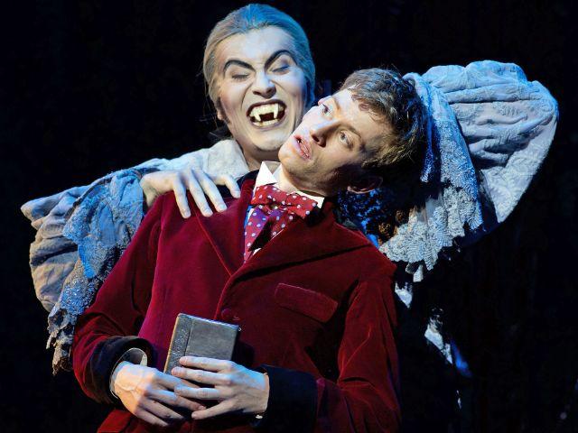 Tanz der Vampire im Deutschen Theater, Foto: Eventpress