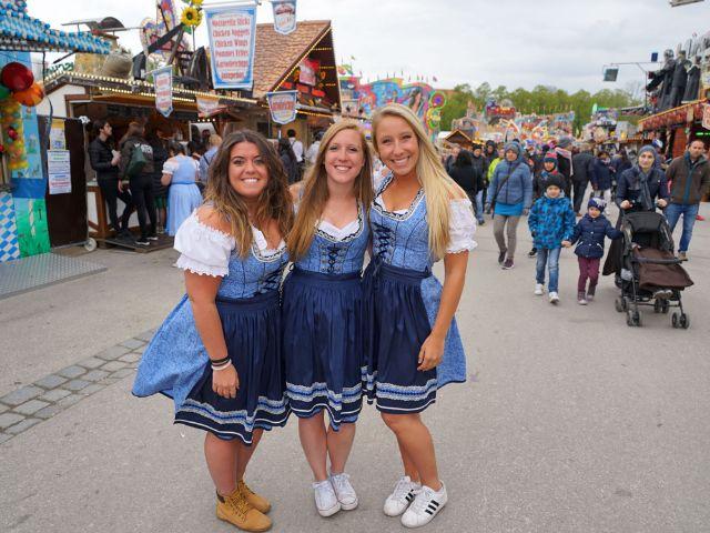 Umfrage Frühlingsfest München, Foto: muenchen.de / Dan Vauelle