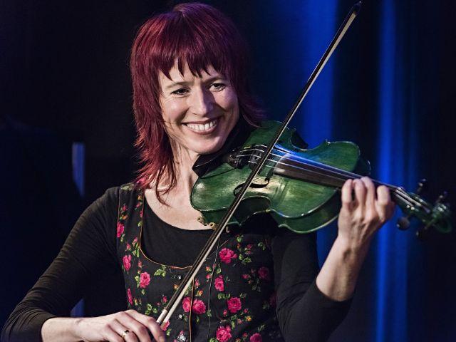 Monika Drasch - Singen unterm Christbaum, Foto: Christoph A. Hellhake