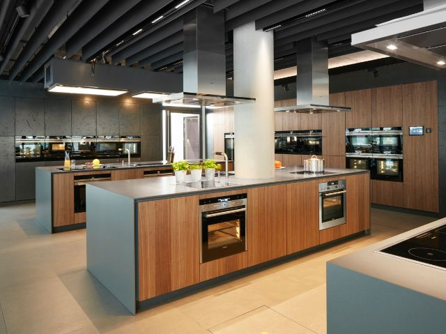 Der Siemens Showroom: Die Küche