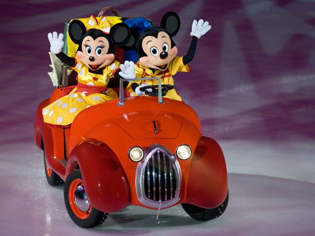 Disney on ice , Foto: Feld Entertainment
