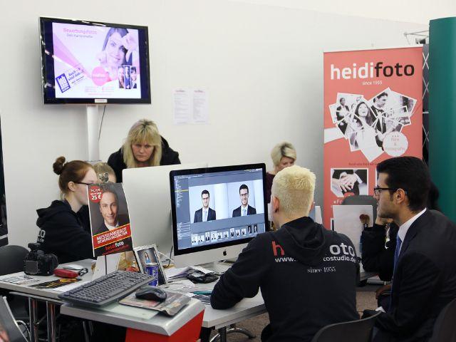 jobmesse München, Foto: Barlag