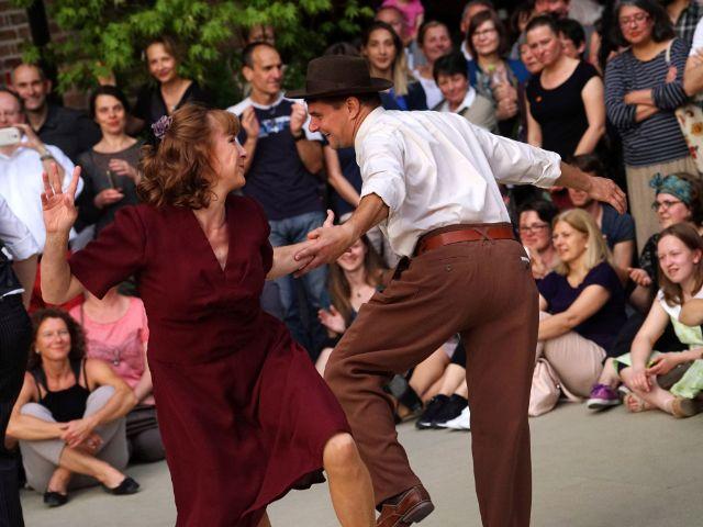 Tanz den Gasteig, Foto: Robert Haas