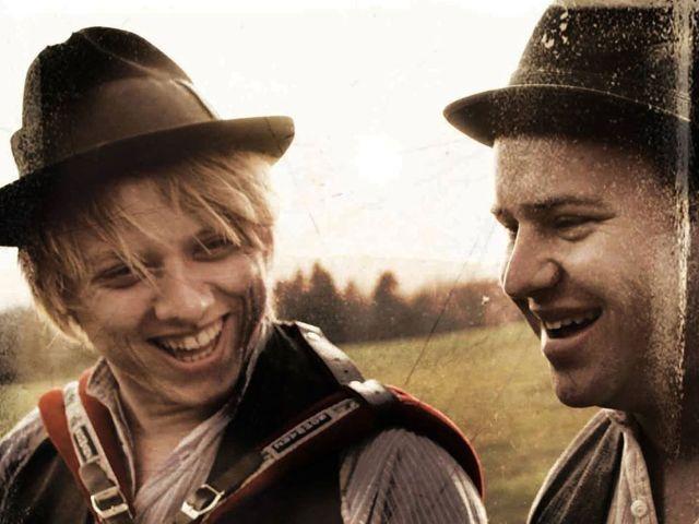 Tom und Basti, Foto: Theater im Fraunhofer