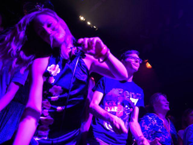 Clubbing bei Tanz den Gasteig, Foto: Robert Haas