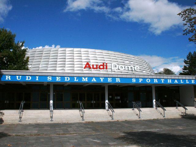 Audi Dome, Foto: FC Bayern Basketball