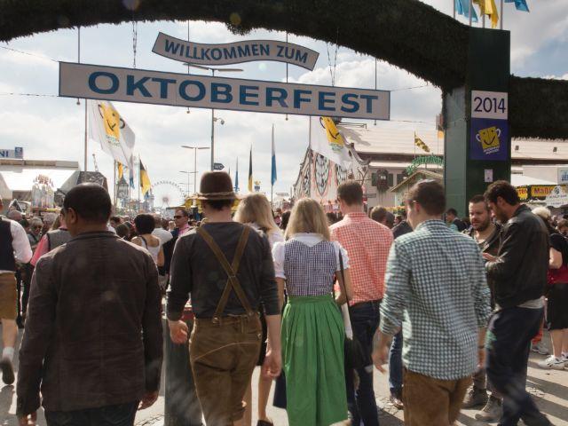 Oktoberfest 2014, Foto: Katy Spichal