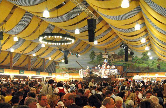 augustiner beer tent oktoberfest reservations