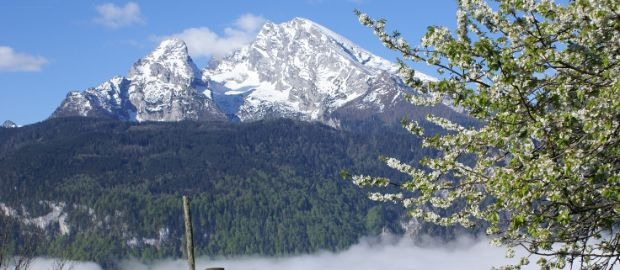 Watzmann, Foto: Berchtesgadener Land Tourismus